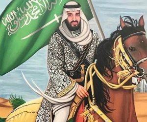 كيف احتفل السعوديون بعيد ميلاد ولي العهد السعودي؟