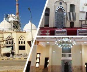 الأرقام تفضح أكذوبة الإرهابية.. السيسي يبني مسجدا كل 48 ساعة بالمدن الجديدة (صور)