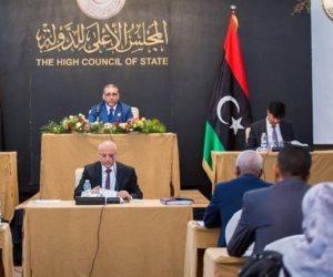 من بينهم أعضاء بالإخوان.. مجلس الدولة الاستشاري الليبي يختار عناصره للحوار السياسي في المغرب