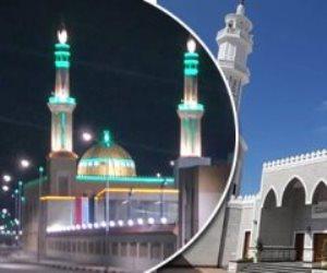 كله بالأرقام.. السيسى يبنى مسجد كل يومين بالمدن الجديدة والحصيلة حتى الآن 1200 مسجد