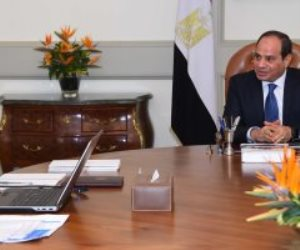 الوزراء: السيسي كلّف الحكومة بتنفيذ مشروع سد «جيوليوس نيريري» بتنزانيا