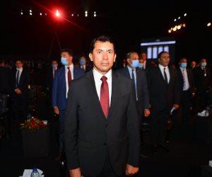 وزير الرياضة : الرئيس السيسى و مؤسسات الدولة وجهوا بدعم مونديال 2021 (فيديو)