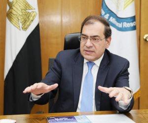 وزير البترول : 60 شركة عالمية تعمل بالبترول والغاز في مصر والقطاع ساهمت بـ24% من الناتج المحلي الإجمالي في 2020