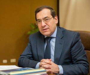 ماذا دار في اجتماع وزير البترول حول مشروع تموين السفن بالموانئ المصرية؟