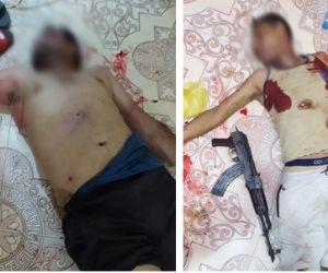 مصرع عنصرين شديدي الخطورة في تبادل لإطلاق النار مع أمن الدقهلية