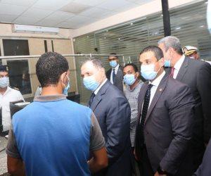 وزير الداخلية يشدد على حسن معاملة المواطنين خلال تفقده مواقع شرطية بالقاهرة والجيزة