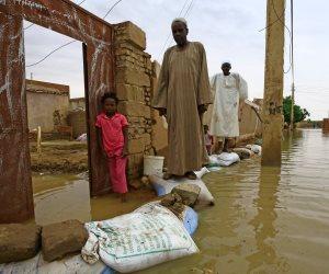 مساعدات مصرية عاجلة للسودانيين بعد الفيضان المدمر: شحنات أدوية.. و20 طبيبا