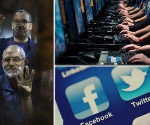 فشل الإخوان «إكس لارج».. «يا لهوووي» و«حسن فايق» يدعوان لجمعة الغضب (صور)