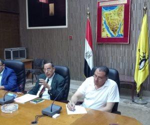 شمال سيناء ترفع الطوارئ استعدادا للشتاء وسقوط الأمطار والسيول (صور)
