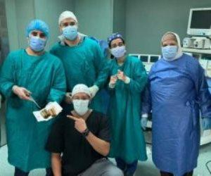 عملية غريبة شهدها «قصر العيني»: استخراج 6500 جنيه من بطن مريض