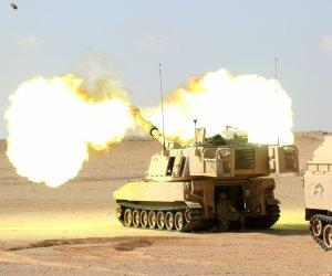 القوات المسلحة تحتفل بالذكرى الـ 51 للمدفعية المصرية: المجد.. الفخر.. الشرف (فيديو)