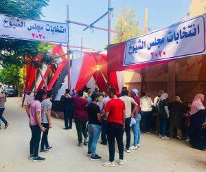 فتح أبواب اللجان فى جولة الإعادة لانتخابات الشيوخ بــ14 محافظة لليوم الثانى