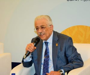 بحضور وزير الإعلام.. طارق شوقي يعلن تفاصيل خطة العام الدراسي الجديد