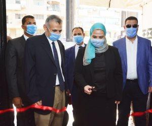 تخليدًا لذكراه.. وزيرة التضامن تفتتح فرع الشهيد أحمد المنسي بمقر جمعية رسالة بالدقي