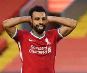 محمد صلاح يجلس على عرش إنجلترا.. الفرعون المصري يحصد جائزة أفضل لاعب في 2020