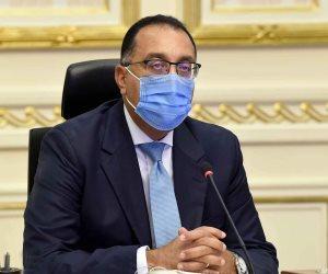مصطفى مدبولي يتابع توفير المستلزمات الصناعية لمبادرة الرئيس «حياة كريمة»