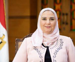 وزيرة التضامن تكشف التفاصيل.. تكثيف برامج التوعية بخطورة تعاطي المخدرات بحي الأسمرات