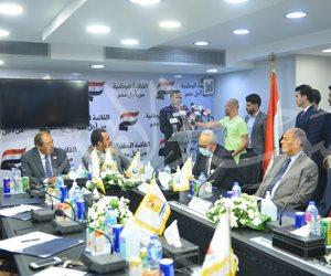 12 حزبا وتنسيقية شباب الأحزاب بالقائمة الوطنية من أجل مصر لانتخابات مجلس النواب
