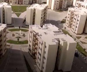 مصر أجمل مع السيسي.. كل يوم 457 أسرة بتفرح بشقتها الجديدة (فيديو)