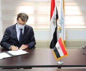 """شراكة استراتيجية بين وزارة البيئة وڤودافون مصر في إطار مبادرة """"اتحضر للأخضر"""""""