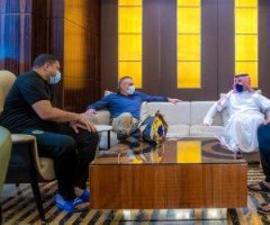 التعاون السعودي عن التعاقد مع كارتيرون: نحترم جميع الأندية