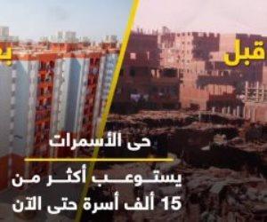 ثورة الإنجازات في مشروعات الإسكان.. كيف كانت مصر وكيف أصبحت؟