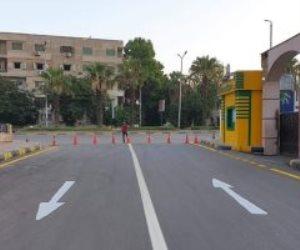 غلق جزئى لشارع بن سينا بتقاطعه مع الجيزة لمدة يومين بسبب إصلاحات كهرباء