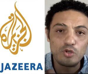 ضيف الجزيرة الدائم.. كيف ينفذ محمد علي خطة مخابرات قطر لإسقاط مصر؟