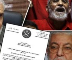 هل اغتال محمود عزت النائب العام والعقيد وائل طاحون؟.. الإخوان تاريخ وجرائم يجيب