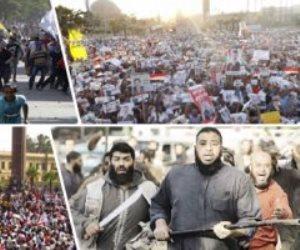 """حتى لا ننسى جرائم الإخوان.. """"العربى الحديث"""" يكشف: تنظيم الجماعة الإرهابية فجر 250 برج وكشك كهرباء في 3 سنوات"""