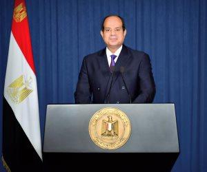 السيسي: تجاوز الخط الأحمر في «سرت- الجفرة» ستتصدى مصر له دفاعا عن أمنها القومي