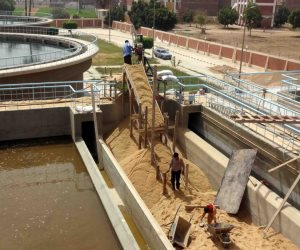 الإسكان: 1.5 مليار جنيه حجم استثمارات منظومة فصل الصرف ببرج العرب الجديدة