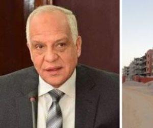 محافظة الجيزة تحدد أقل قيمة لأسعار التصالح في مخالفات البناء.. 50 جنيها للمتر