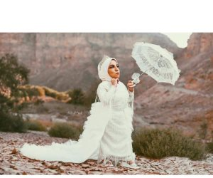 """""""اللي قادرة على التحدي"""".. نسمة يحيى أول سيدة من قصار القامة تطلق """"خط أزياء لمثل حالتها"""" بالوطن العربي"""