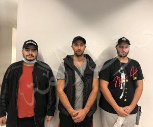 سلمهم الإنتربول.. وصول 3 متهمين بقضية الفيرمونت إلى مصر (صورة)