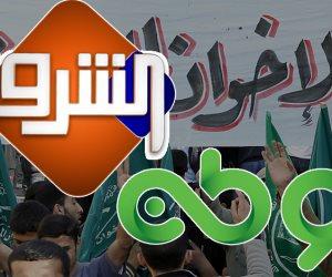 فضيحة بجلاجل للإخوان.. وطن الإخوانية نشرت صورا لمظاهرة مؤيدة للشرطة على أنها ضد الدولة (فيديو)