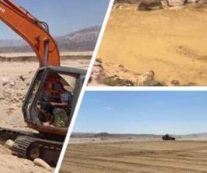 23 سدا و229 بحيرة.. كيف استطاعت الدولة حماية جنوب سيناء من السيول؟