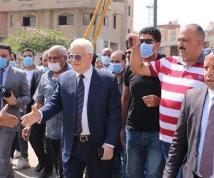 مرتضى منصور يتقدم بأوراق ترشحه لانتخابات مجلس النواب