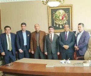 أسرار لقاء مذيعي الإخوان بوزير الداخلية التركي.. الجنسية التركية مطروحة وتنسيقات جديدة لاستهداف مصر