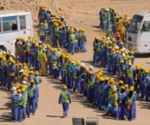 28 ألف عامل أجنبي في قطر يعيشون ظروف غير إنسانية