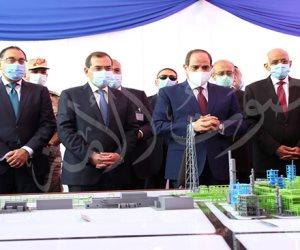 ترحيب سياسي كبير بمشروع التكسير الهيدروجيني: حول مصر إلى مركز إقليمي للطاقة