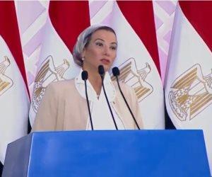 وزيرة البيئة تكشف عن العوائد المتوقعة لمجمع مشروع مسطرد للبترول