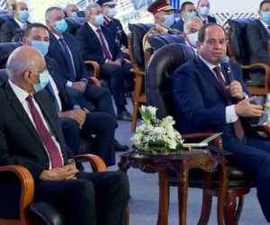 الرئيس السيسي يوجه بضخ مليار جنيه سنويا لمدة 5 سنوات لتطوير منطقة مسطرد