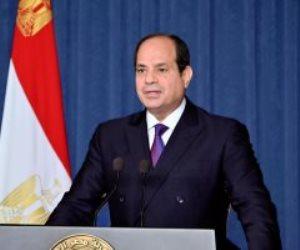 بتجرى فى دمى وحبها حب حياة.. رحلة الرئيس فى حب مصر.. فيديو