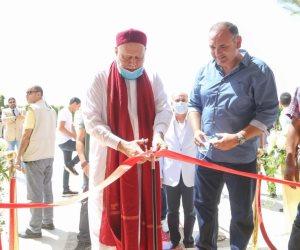 علي جمعة يفتتح مسجد «المسك» في هايد بارك التجمع الخامس بمساحة 1400 متر مربع