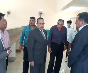 تفاصيل خطة رفع كفاءة مركز معلومات مرافق شمال سيناء ..تعرف عليها ( صور)