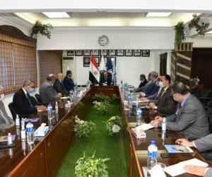 برنامج متكامل لرفع كفاءة كافة المناطق البترولية على مستوى الجمهورية