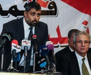 """ننشر الأسماء كاملة.. قائمة """"نداء مصر"""" تدخل المنافسة بقوة فى قطاع شمال ووسط وجنوب الصعيد"""