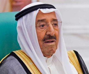 التليفزيون الكويتى يعلن وصول جثمان الشيخ صباح غدًا من الولايات المتحدة إلى الكويت
