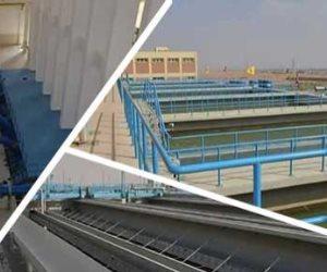 قطار التنمية يواصل المسيرة في المنوفية.. مشروعات مياه شرب وصرف صحي بـ6 مليارات جنيه